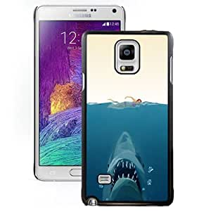 New Personalized Custom Designed For Samsung Galaxy Note 4 N910A N910T N910P N910V N910R4 Phone Case For Dangrouse In The Sea Phone Case Cover