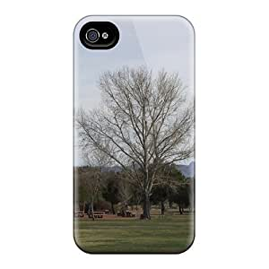 Faddish Phone Big Tree Case For Iphone 4/4s / Perfect Case Cover
