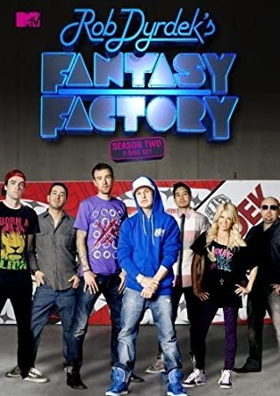 18e729e8e2b42 Amazon.com: Rob Dyrdek's Fantasy Factory: Season 2 by MTV Networks ...