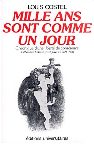 Mille Ans Un Jour [Pdf/ePub] eBook