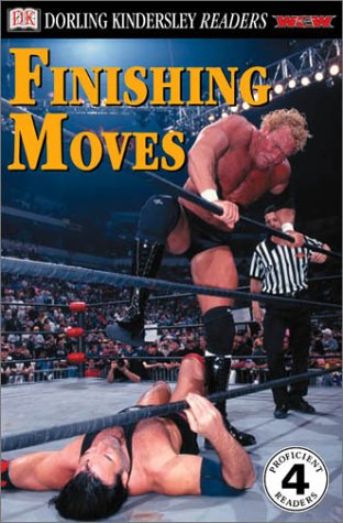 Download DK Readers: WCW Finishing Moves (Level 4: Proficient Readers) pdf