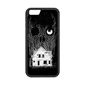 """Skull Donut Design Cheap Custom Hard Case Cover for iPhone6 Plus 5.5"""", Skull Donut iPhone6 Plus 5.5"""