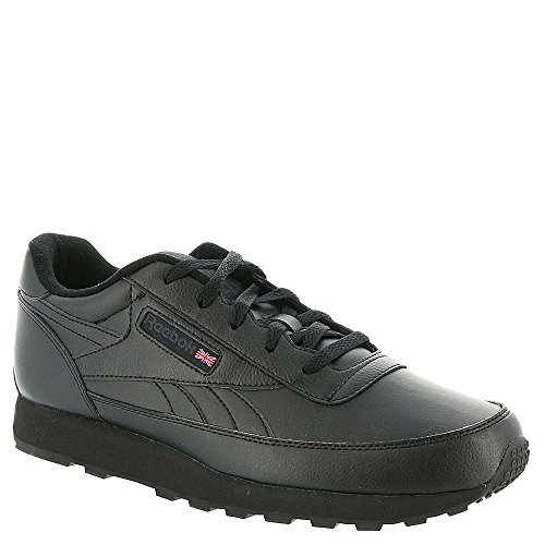Black Men's Renaissance Shoes (Reebok Men's Classic Renaissance Wide 4E Athletic Shoe, us-Black/DHG Solid Grey, 9 4E US)