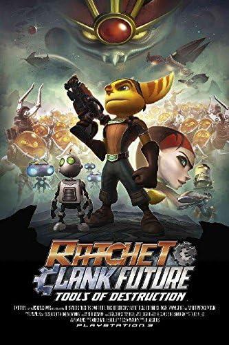 Amazon Com Tomorrow Sunny Ratchet Clank Future Tools Of