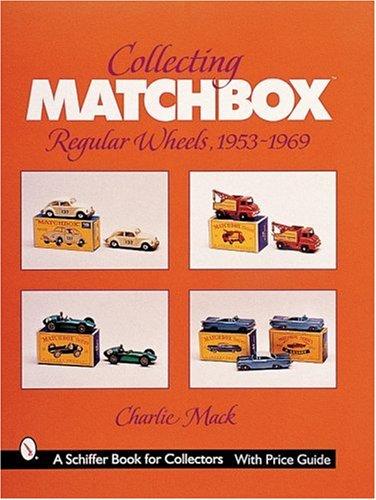 Download Collecting Matchbox Regular Wheels: 1953-1969 pdf