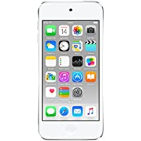 Apple iPod Touch, 64GB, Silver (6th Generation)