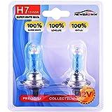 AGPTEK H7 Halogen Headlight Bulb 12V/55W 5000K,...