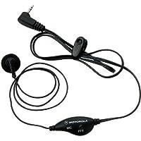 Auricular con micrófono push-to-talk