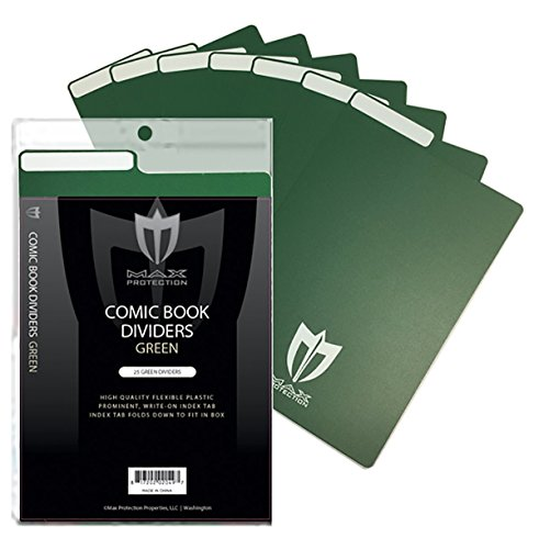 ividers - 25ct Pack - Green ()
