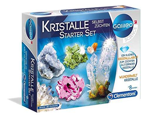 Clementoni 8005125692699 - Juguetes y kits de ciencia para niños (Química, Crystal tree, 8 año(s), Niño/niña, Multicolor, 265 mm) , color/modelo surtido