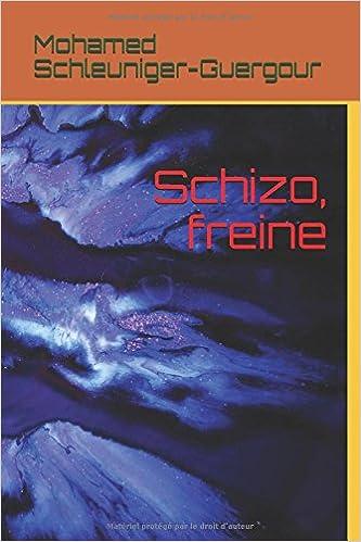 Schizo A novel