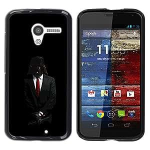 Stuss Case / Funda Carcasa protectora - Darth Anonymous Rebel Lord - Motorola Moto X 1 1st GEN I