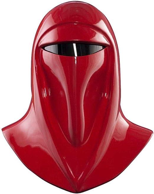 Amazon.com: Disfraz casco Star Wars supreme edition guardia ...