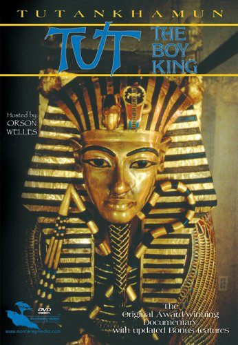 Tutankhamun Tut King Orson Welles product image