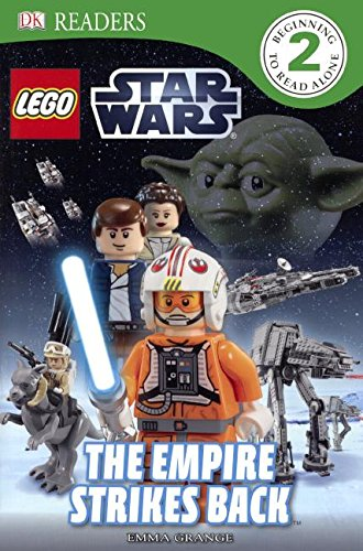LEGO Empire Strikes Back <br> Level 2 Reader