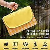 Picnic Blanket Beach Blanket Sandproof Waterproof