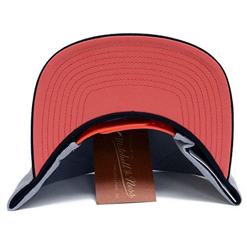 Mitchell & Ness NBA Reflective XL Current Logo Snapback Hat (Toronto Raptors)