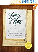 #5: Letters of Note: An Eclectic Collection of Correspondence Deserving of a Wider Audience
