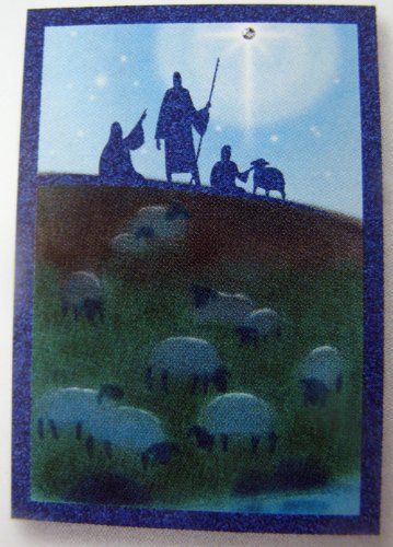 (Hallmark Christmas Boxed Cards PX1572 Three Wisemen and Bright Star)