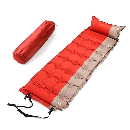 Cojín inflable de camping Acolchado para dormir inflable e ...