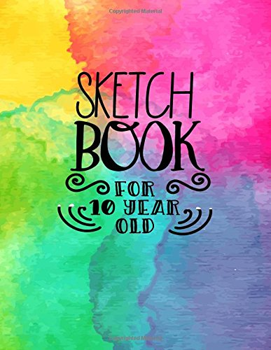 sketch-book-for-10-year-old-graph-paper-notebook-8-5-x-11-120-grid-lined-pages-1-4-inch-squares