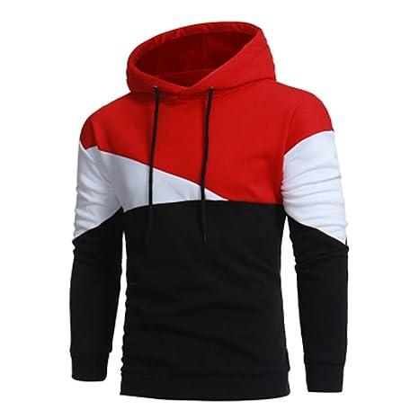 premium selection b5e6c dc857 DAXIAL Felpa Incappucciati Abbigliamento Abbigliamento Uomo ...