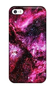 1073921K95764739 Iphone Case - Tpu Case Protective For Iphone 5/5s- Space