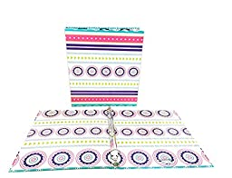bloom daily planners Binder (+) 3 Ring Binder (+) 1 Inch Ring (+) 10\