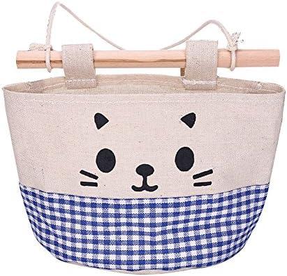 Kigurumi Organizador colgante de la tela del organizador del armario para la ropa interior de las toallas