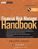 Financial Risk Manager Handbook, Philippe Jorion, 0471706299