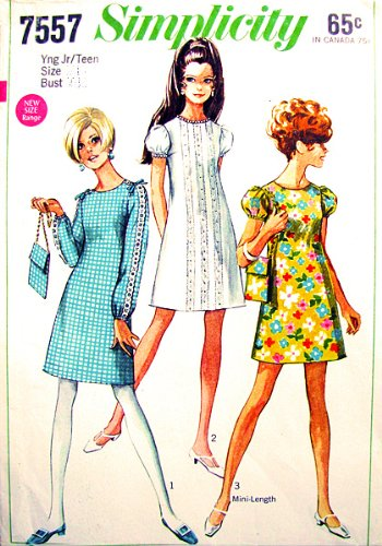 70s Sewing Patterns - 2