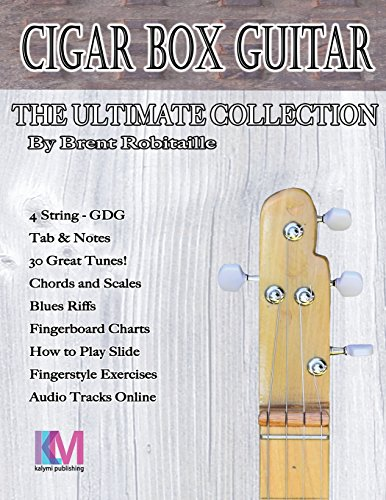 he Ultimate Collection - 4 String: How to Play 4 String Cigar Box Guitar (Collection Cigar Box)