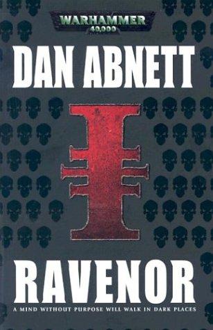 book cover of Ravenor