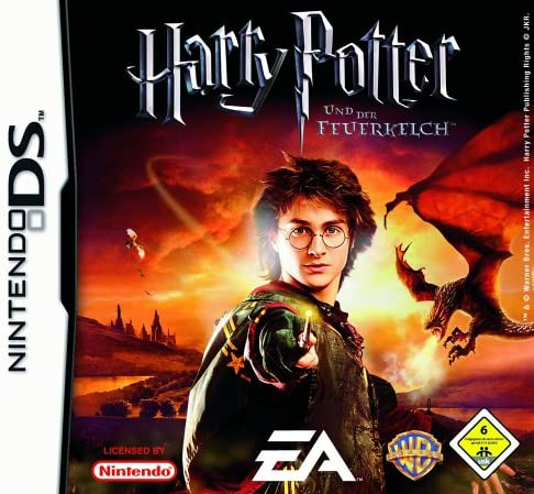 Electronic Arts Harry Potter Harry and the Goblet of Fire Nintendo ...