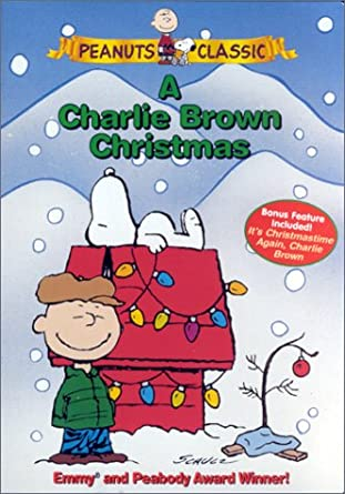 a charlie brown christmas - Amazon Prime Christmas Movies