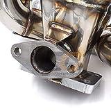 Exhaust Turbo Manifold Ram Horn T3 for Honda