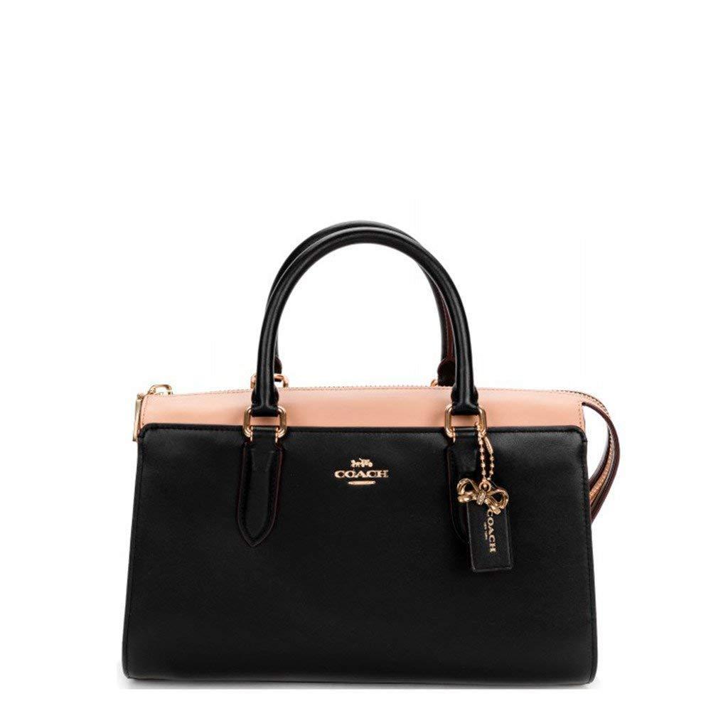 74fc2dbd COACH Womens Color Block Selena Bond Bag