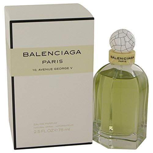 Balenciaga Eau De Parfum Spray (Balenciaga Paris By Balenciaga 2.5 Oz Eau De Parfum Spray for Women New in)