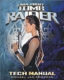 Tomb Raider Tech Manual, Michael Jan Friedman, 0743423542