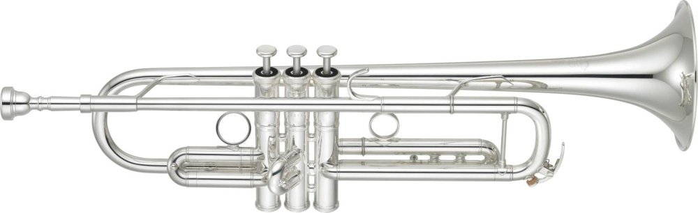 YTR-8335IIRS - Silver Plated with Reverse Leadpipe