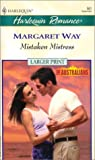 Mistaken Mistress, Margaret Way, 0373159617