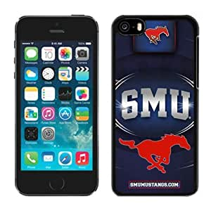 taoyix diy Iphone 5c Case Ncaa AAC American Athletic Conference SMU Mustangs 2 Pensonalized Phone Covers Apple Phone Cases