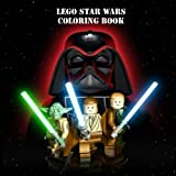 Lego Star Wars Coloring Book: Disney, Yoda, Star Wars, Lucas Arts, Anakin, Luke, Padme, Princess Leia, Stormtrooper, Darth Maul, Darth Vader, Chewbacca, Han Solo,