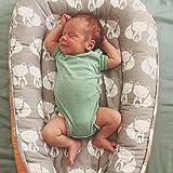 Baby nest bed portable crib lounger baby bassinet co sleeper babynest babynest bed travel pad pod for newborn