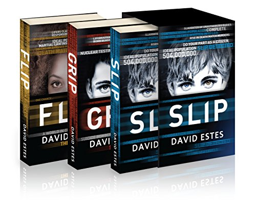 The Slip Trilogy Complete Boxed Set: A SciFi Dystopian Thriller cover