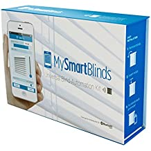 MySmartBlinds Automation Kit - Convert your existing horizontal blinds into smart automated blinds.