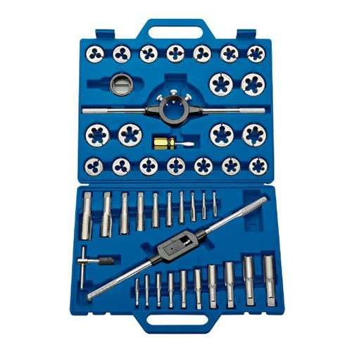 Draper 18523 Metric Tap and Die Set (42 Pieces) 45MM