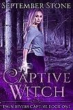 Captive Witch: A Reverse Harem Urban Fantasy Adventure (Twin Rivers Captive Book 1)