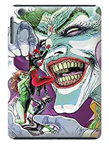 Newest cute hard tpu phone case for ipadmini(Marvel Comic Harley Quinn) by Shari Flanders