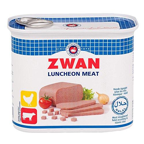zwan luncheon meat - 4